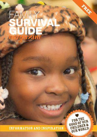 Family Survival Guide Magazine 1