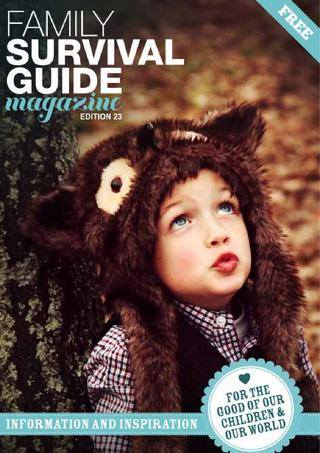 Family Survival Guide Magazine 2