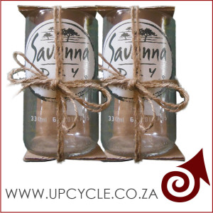 Upcycled Savanna Glasses