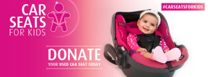 Car seats for Kids Safety Campaign