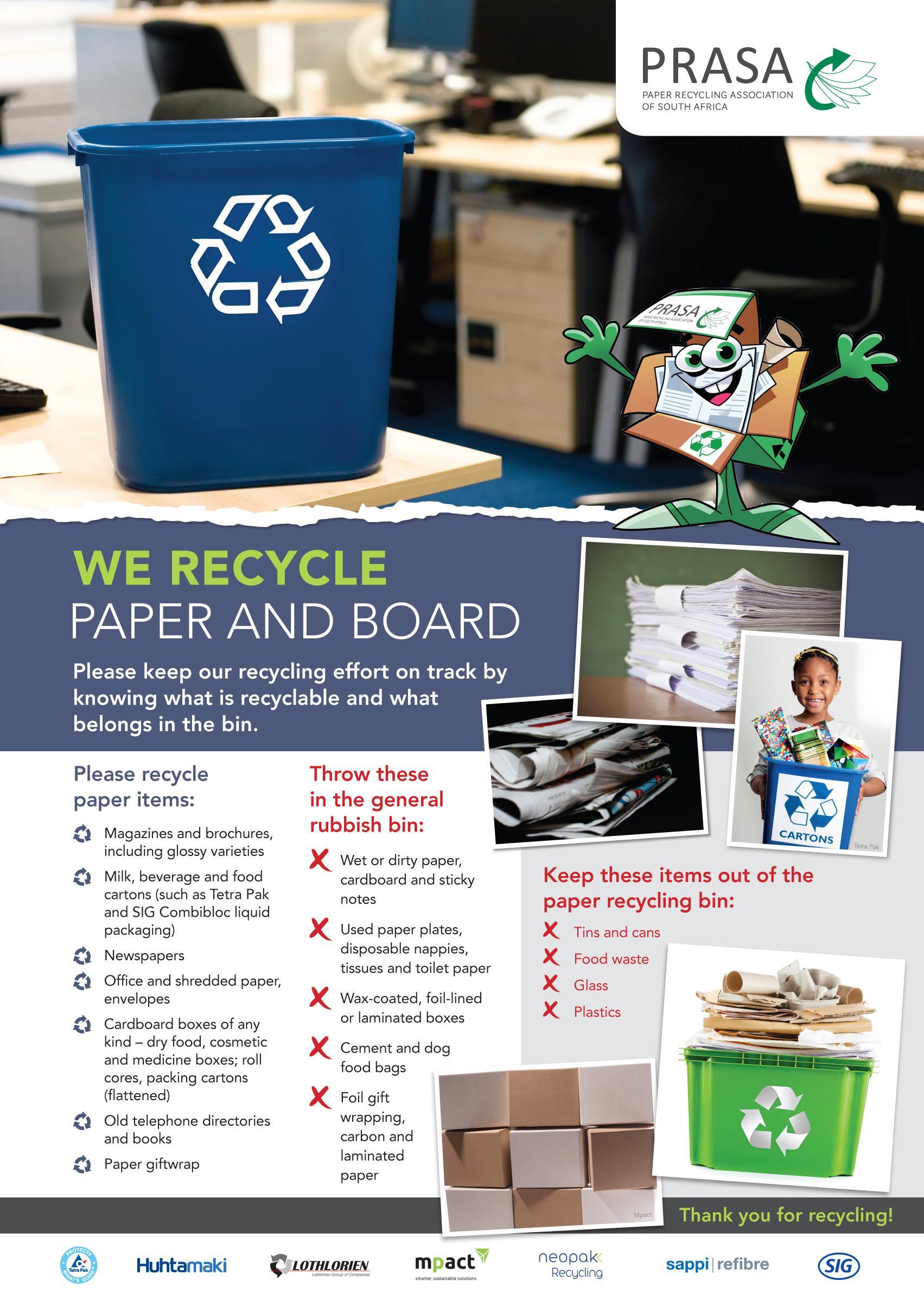 Recycling Case Studies