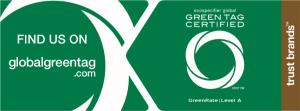 GreenTag Certification logo