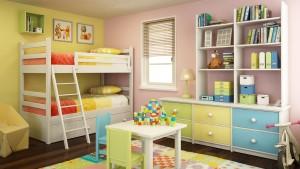 Toddler's bedroom