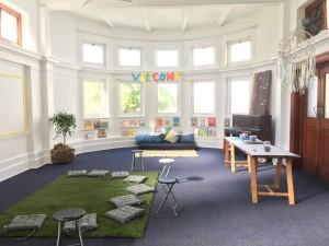 Maara House classroom