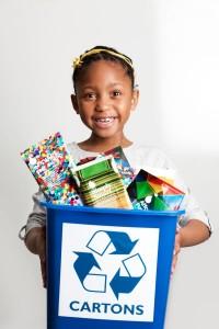 Recycling cartons