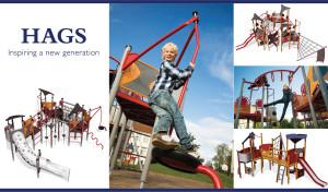 HAGS playground equipment