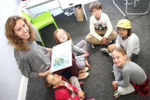 Pupils at Growing Minds