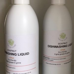 Nature Soap Dishwashing Liquid