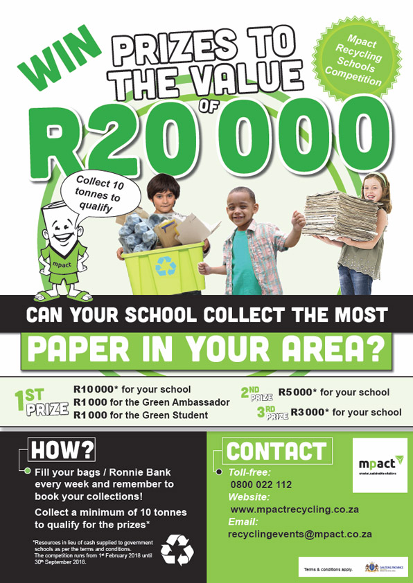 Mpact Paper Recycling Competition
