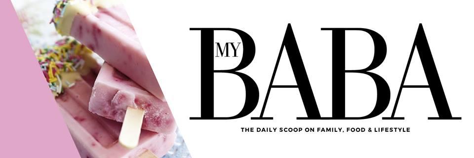 my baba logo