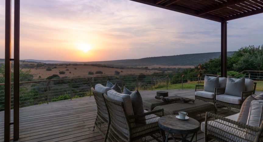 accommodation at shamwari