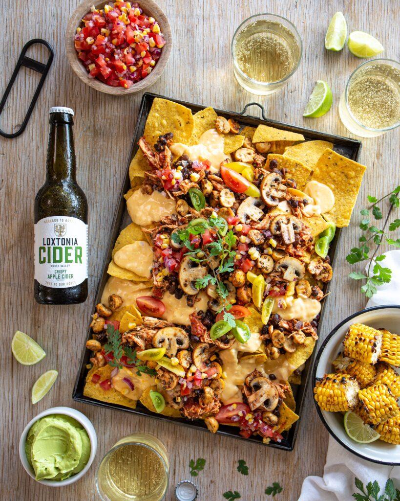 photo of nachos