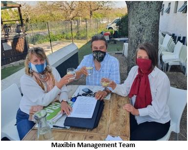 photo of maxibin management team