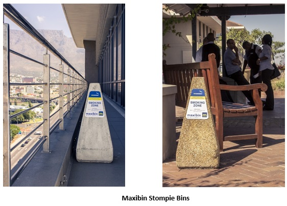 photo of maxibin stompie bins