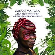 photo of zolani mahola