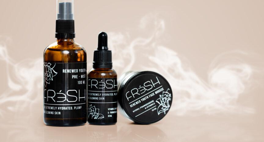 fresh range from vegan soap za