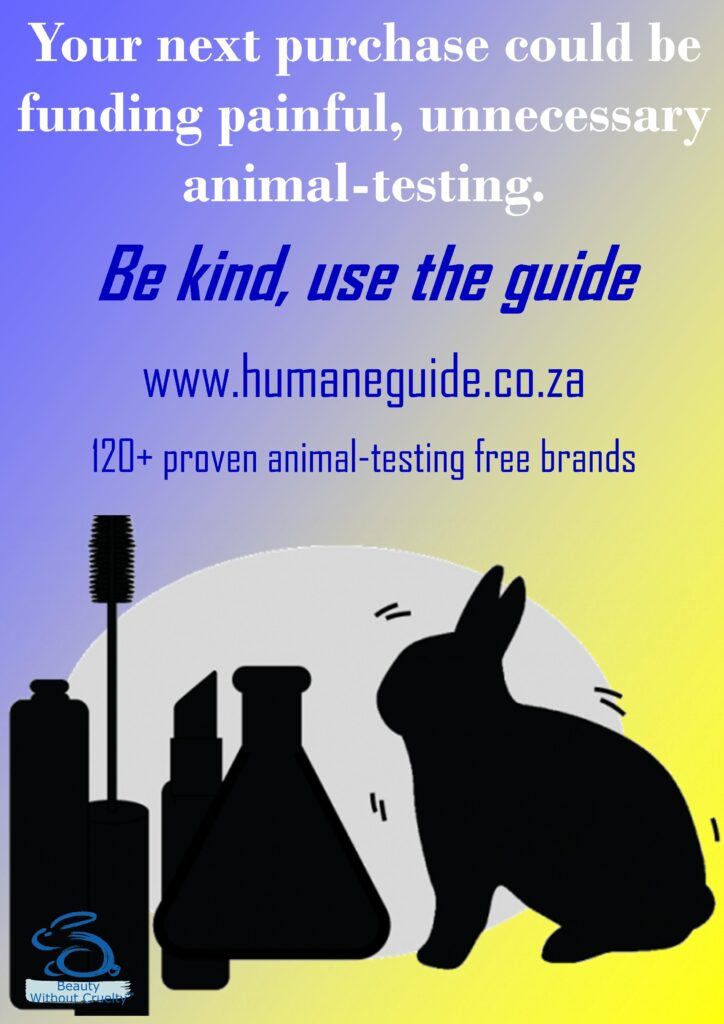 Beauty without Cruelty Humane Guide