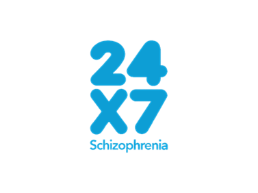 Schizophrenia24x7 Logo