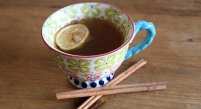 apple cider vinegar cinnamon tea