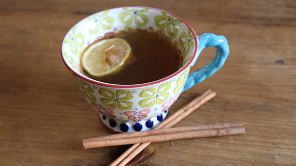 apple cider vinegar cinnamon tea