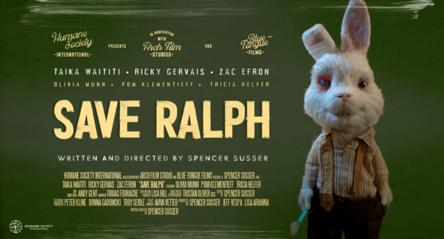 Save Ralph Poster