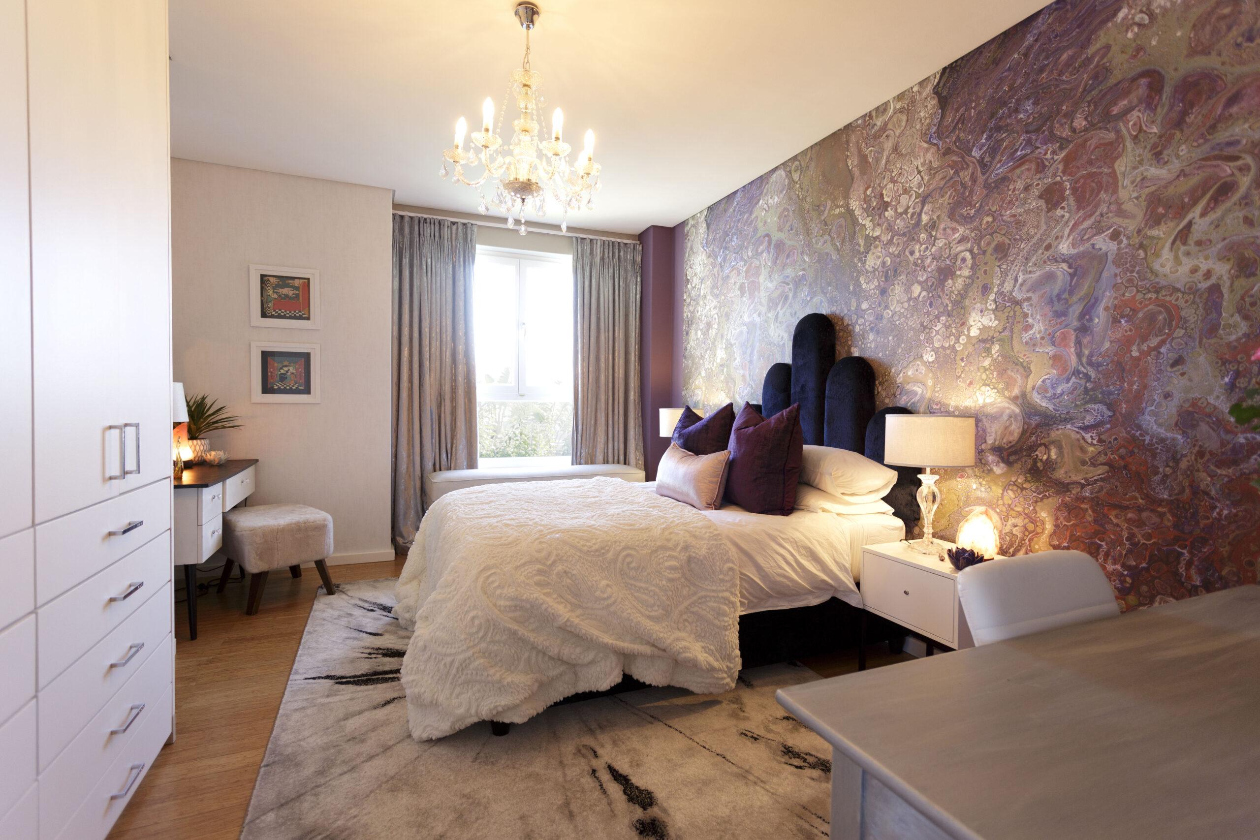 A bedroom oasis