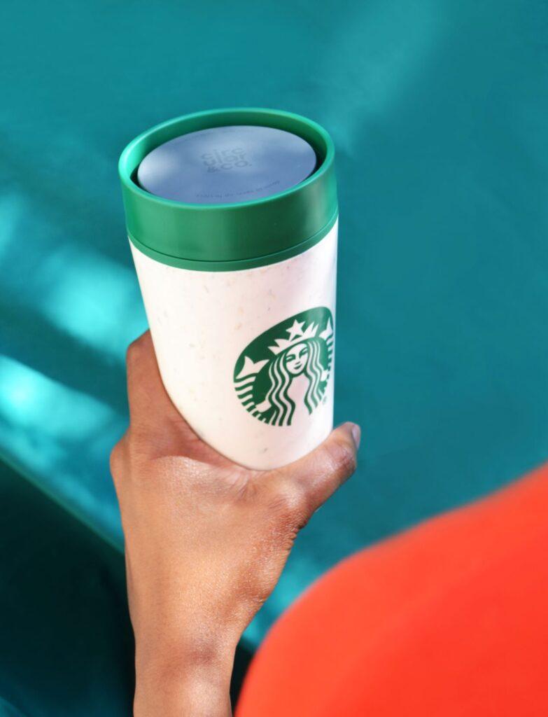Starbucks Circular Cup